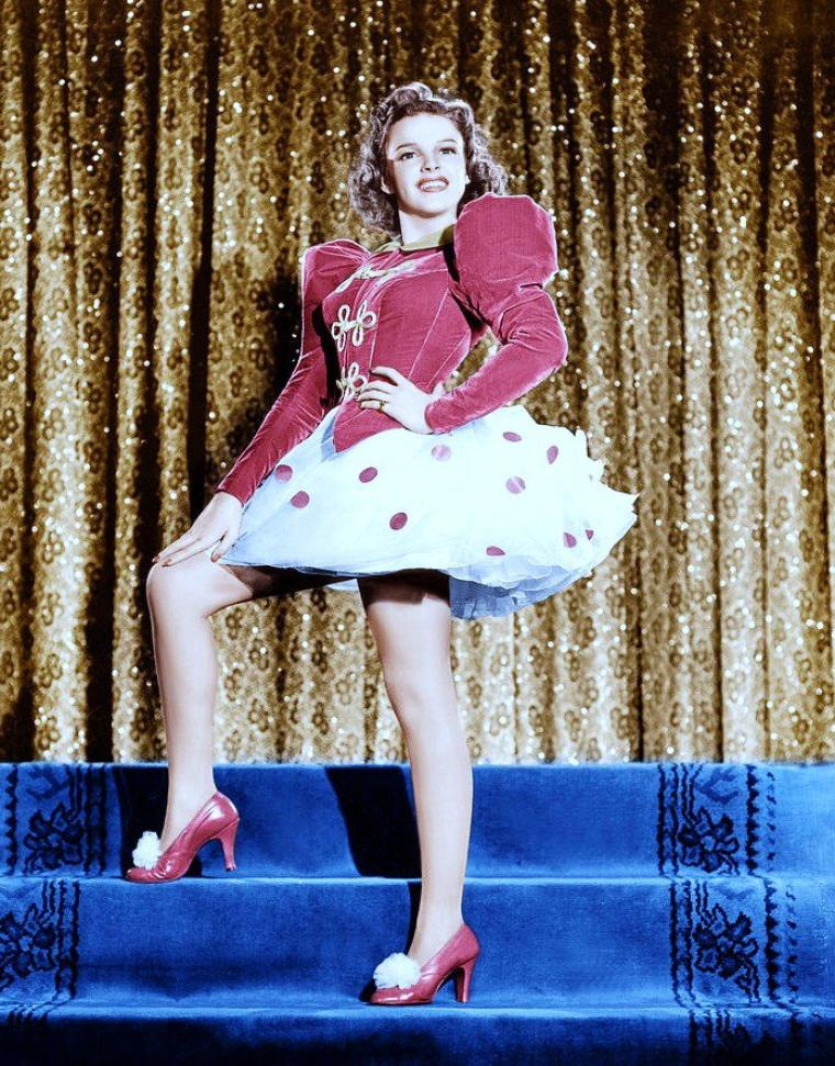 BONUS photos Judy GARLAND