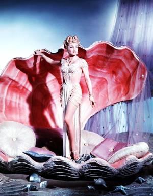 GLAMOUR Lana TURNER...