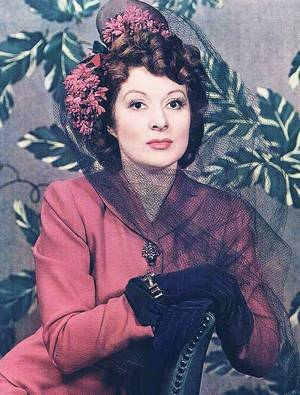Greer GARSON pictures (part 2).