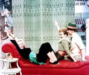 Mitzi GAYNOR, la joie de vivre...