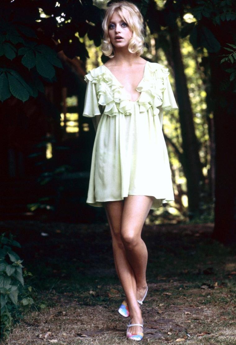 Goldie HAWN est une actrice, productrice et réalisatrice américaine née le 21 novembre 1945 à Washington, D.C., États-Unis. Elle est mariée à l'acteur Kurt RUSSELL.