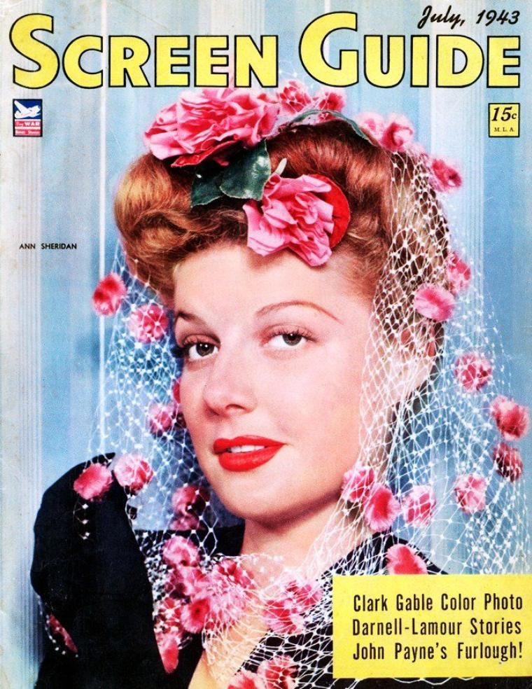 COVERS de STARS / de haut en bas / Alice FAYE / Ann SHERIDAN / Eleonora ROSSI DRAGO / Betty GRABLE / Jane RUSSELL / Glenda FARRELL / Suzan BALL / Jane POWELL