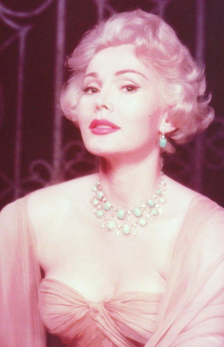 BONUS photos Zsa Zsa GABOR