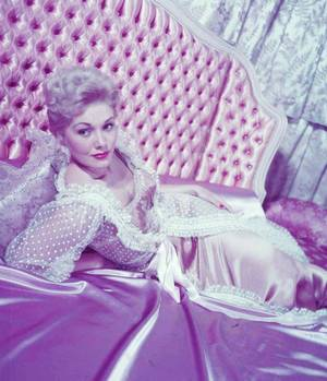 In bed with... Kim NOVAK by J.R. EYERMAN