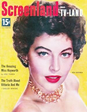 Ava GARDNER's covers...