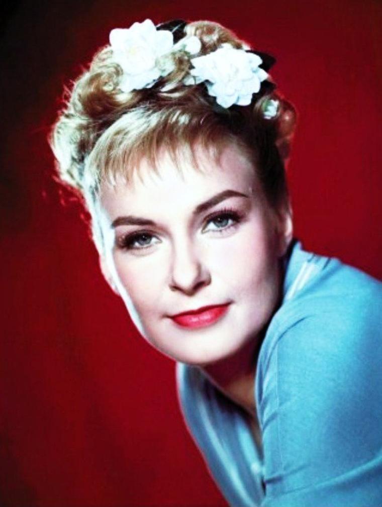 Portrait... Joanne WOODWARD