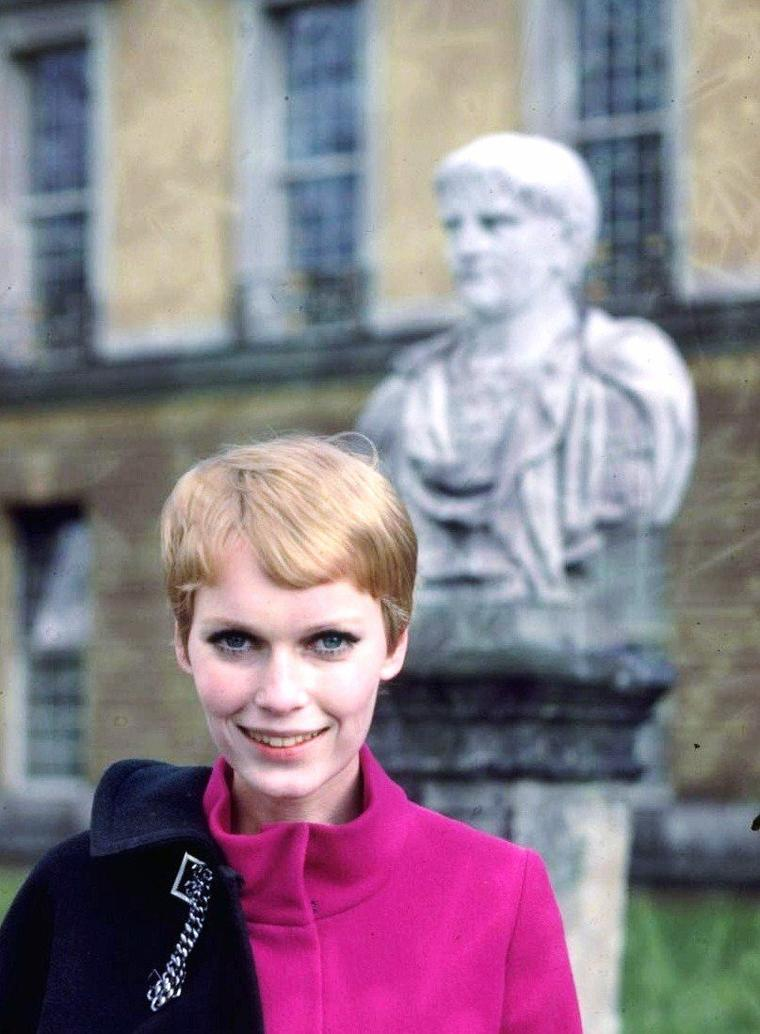 Mia FARROW pictures (part 2).