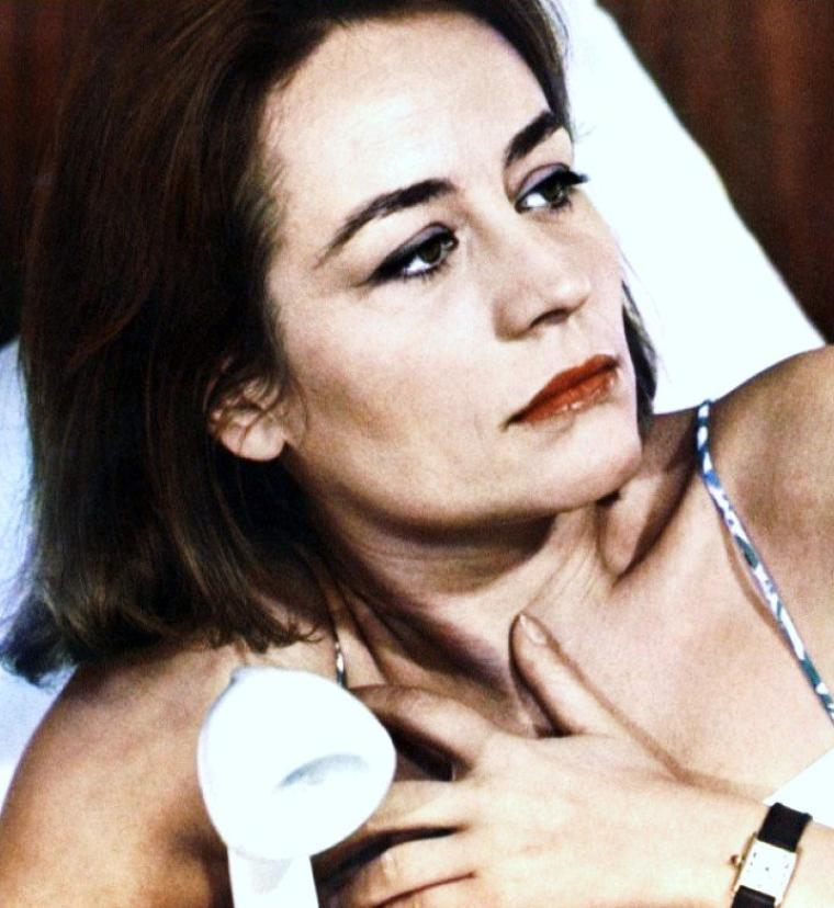 Annie GIRARDOT pictures (part 2).