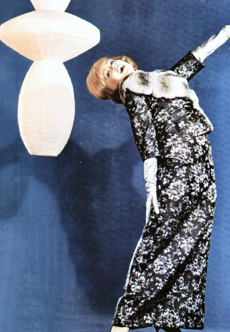 Edie ADAMS est une actrice et chanteuse Américaine (16 Avril 1927 - 15 Octobre 2008)