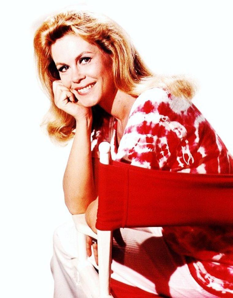 Elizabeth MONTGOMERY pictures (part 2).