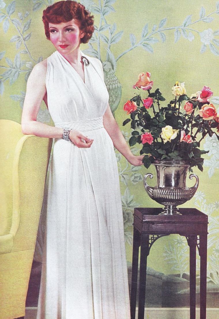 Claudette COLBERT pictures (part 2).