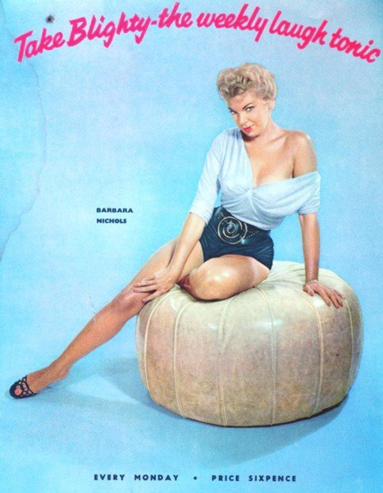 Barbara NICHOLS pictures (part 2).