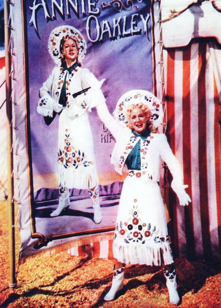 Betty HUTTON dans tous ses états...