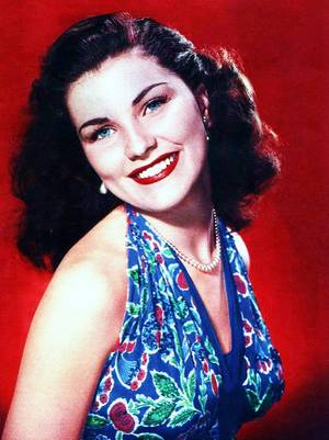 BONUS photos Debra PAGET