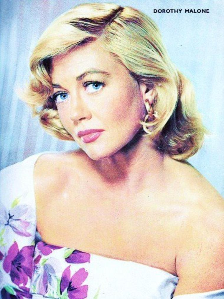 Dorothy MALONE pictures (part 2).