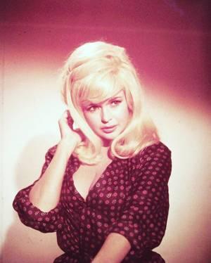 Petit retour dans les années 60, avec de haut en bas : Brigitte BARDOT / Candice BERGEN / Elke SOMMER / Jayne MANSFIELD / Joan COLLINS / Joey HEATHERTON / Suzanne PLESHETTE / Jane FONDA