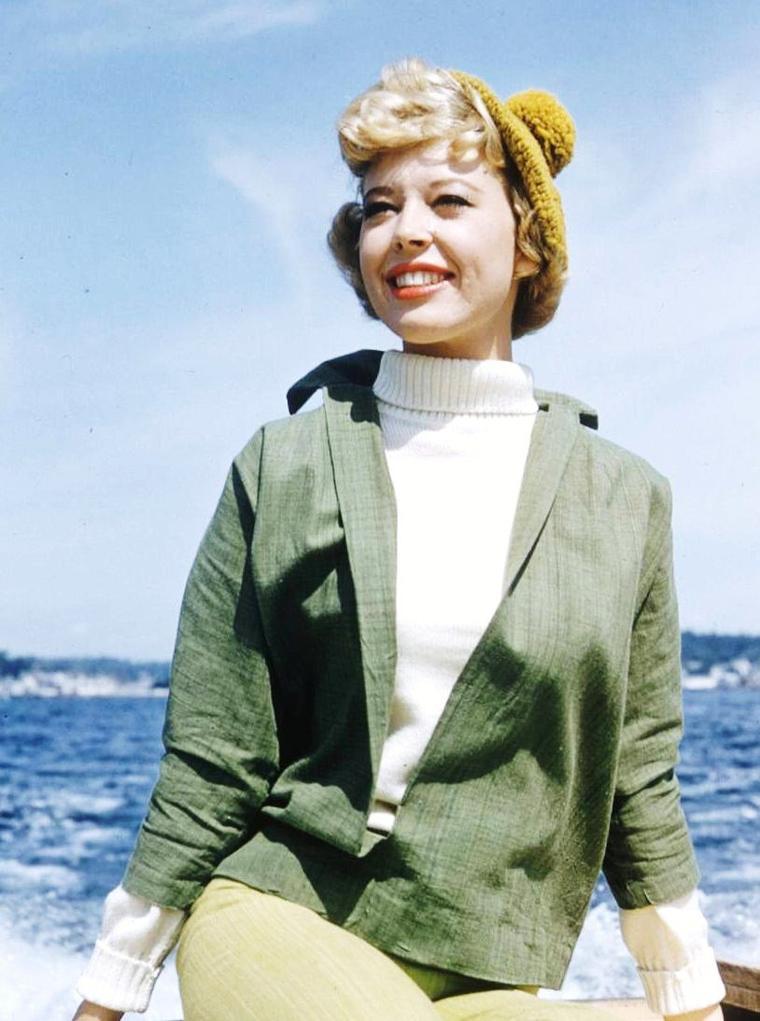 Duet... Barbara RUICK 1956