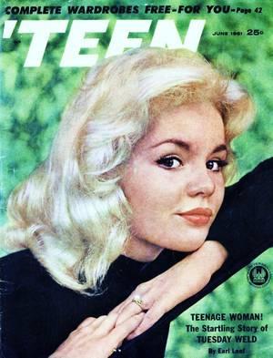 Covers de STARS... (de haut en bas) Dolores Del RIO / Marilyn MONROE / Eleonora ROSSI DRAGO / Natalie WOOD / Tuesday WELD / Rita HAYWORTH / Elizabeth MONTGOMERY / Susan OLIVER