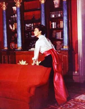 STARS at home... (de haut en bas) Gene TIERNEY / Joanne WOODWARD / Ava GARDNER / Joan CRAWFORD / Julie NEWMAR / June ALLYSON / Marilyn MONROE / Sophia LOREN