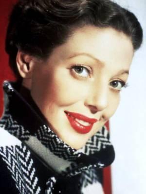 RARE... Loretta YOUNG