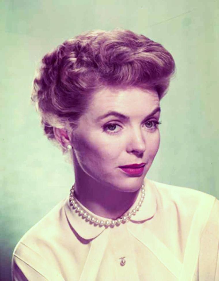 RARE portrait... Dorothy McGUIRE 50's