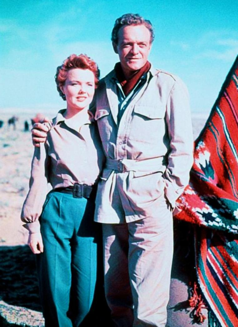 Wanda HENDRIX (3 Novembre 1928 - 1er Février 1981) est une actrice Américaine ; elle est décédée à l'âge de 52 ans d'une pneumonie...