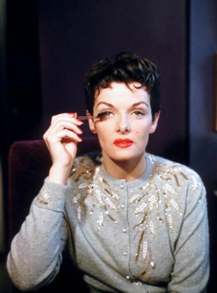 1957 / Leçon de séduction avec Jane RUSSELL