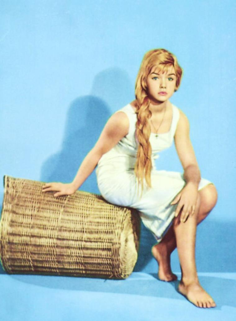 Marion MICHAËL (née le 17 octobre 1940 à Königsberg, décédée le 13 octobre 2007 à Gartz (Oder) ; de son vrai nom Marion Ilonka MICHAËLA DELONGE) était une actrice allemande au théâtre et au cinéma.