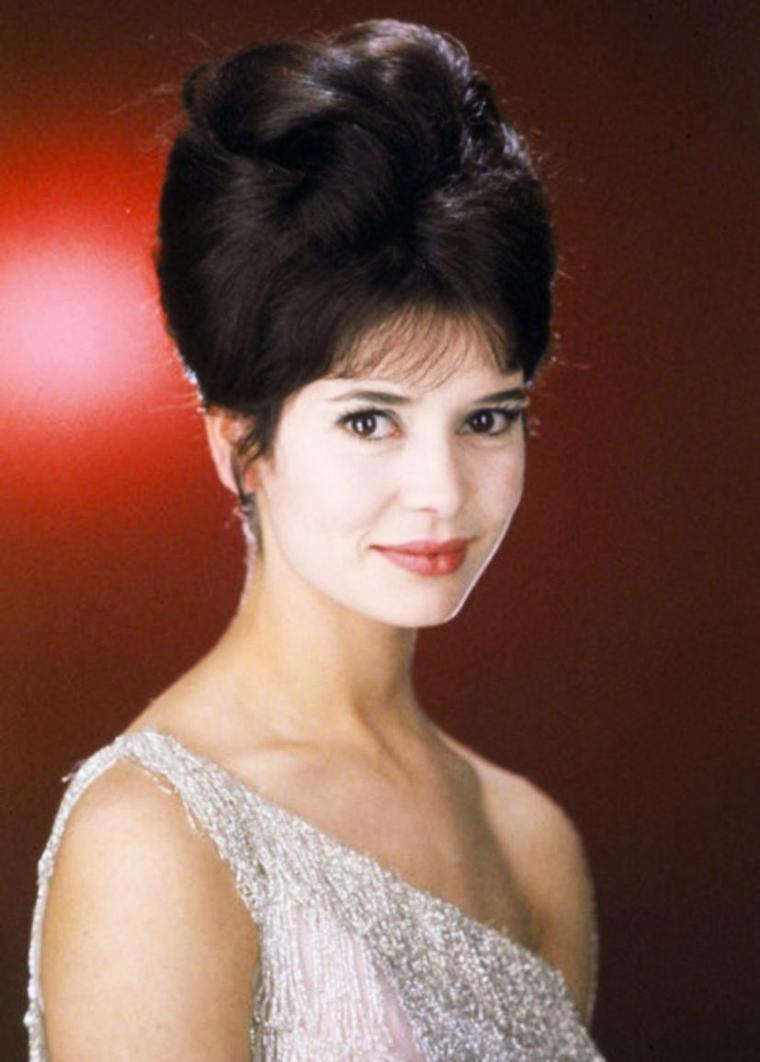 NEWS / Marie-José NAT, née Marie-José BENHALASSA, le 20 avril 1940 à Bonifacio en Corse, France, est une actrice française.