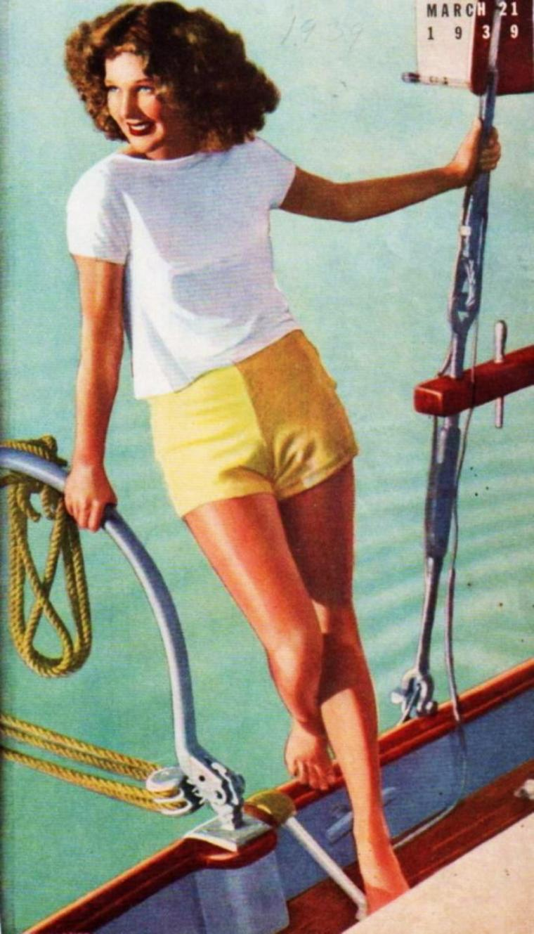 """NEWS / Jean PARKER est une actrice américaine, née Lois Mäe GREEN à Deer Lodge (Montana) le 11 août 1915, décédée à Woodland Hills (quartier de Los Angeles, Californie) le 30 novembre 2005. / MINI-BIO / Au cinéma, elle participe à 71 films (américains, sauf un) entre 1932 et 1965, aux côtés notamment de LAUREL et HARDY, Katharine HEPBURN, Robert DONAT (dans un film britannique, """"Fantôme à vendre""""), Gregory PECK. À la télévision, elle apparaît dans quelques séries entre 1951 et 1957, année où elle se retire quasi-définitivement (si l'on excepte un dernier film en 1965). Au théâtre, elle se produit à Broadway dans trois pièces, de 1946 à 1949. Une étoile lui est dédiée sur le Walk of Fame d'Hollywood Boulevard."""
