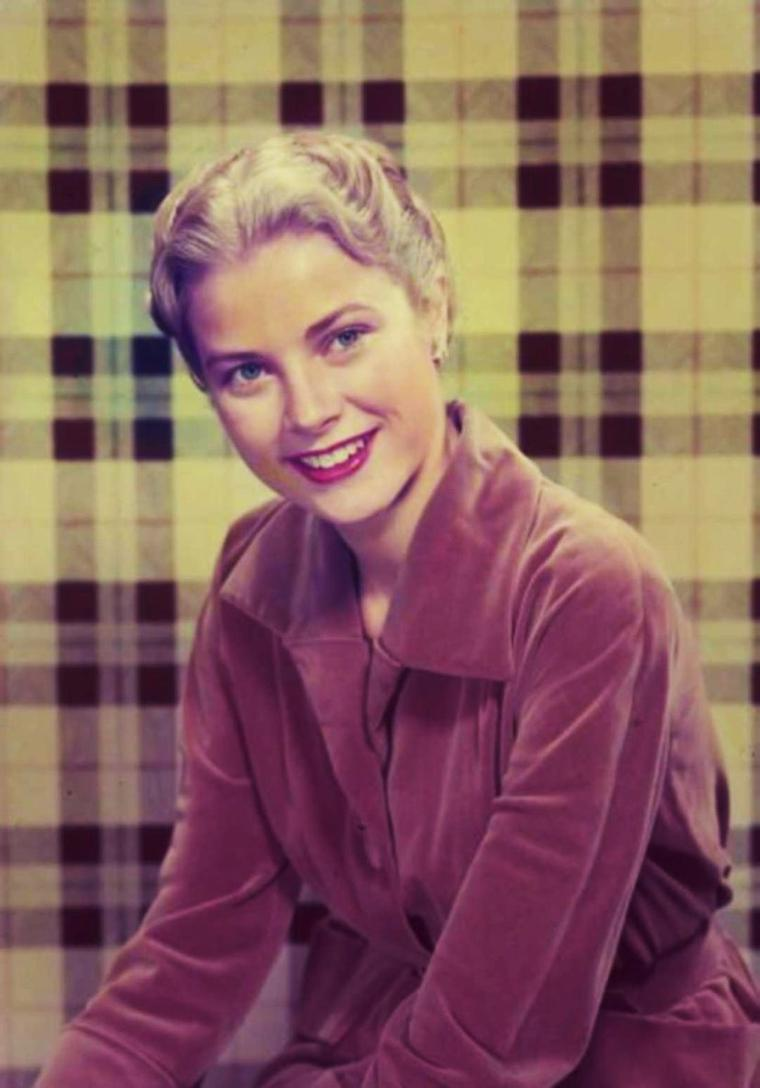 RARE / Duet... Grace KELLY 50's