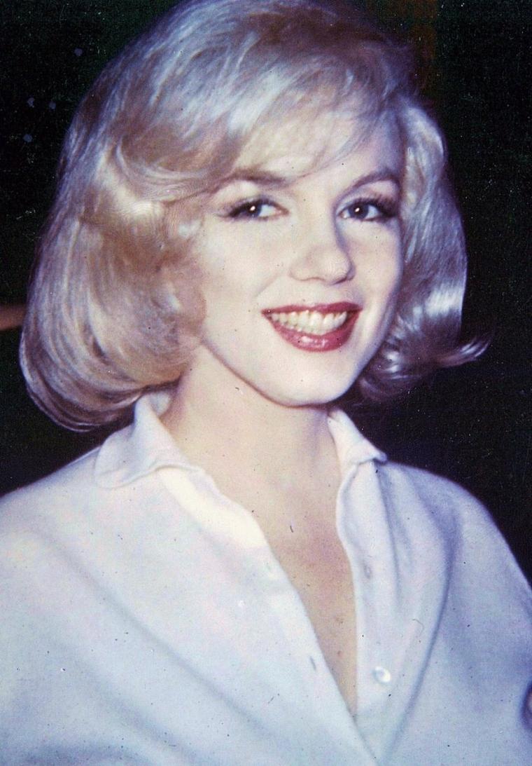 POUR FANS AVERTIS / LES RARES de... Marilyn (part 2).