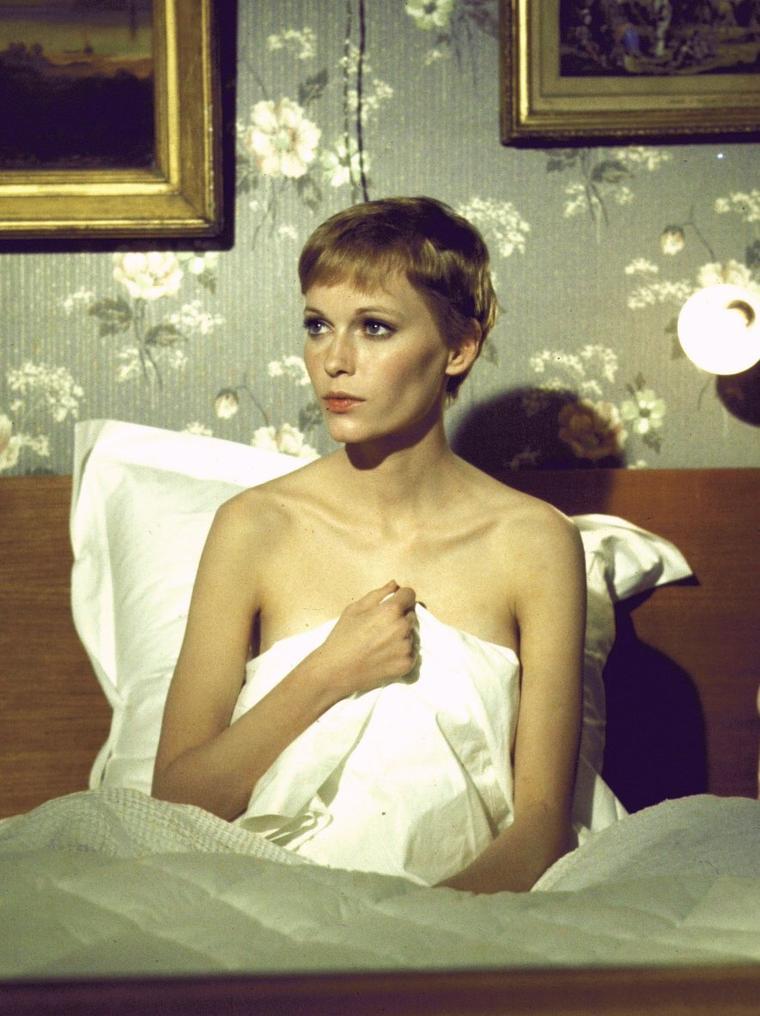 BONNE FIN DE SOIREE A TOUTES ET A TOUS !... (Mia FARROW, 1968).