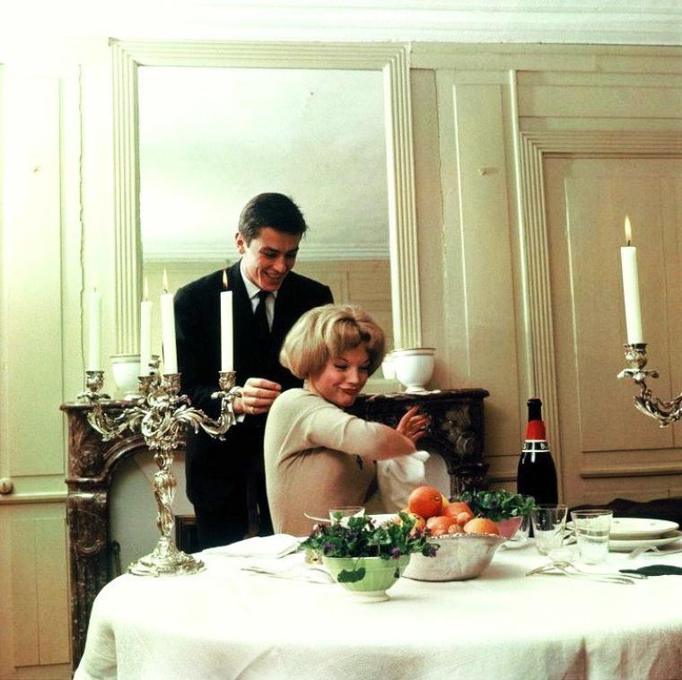 """Rubrique """"COUPLES DE LEGENDE"""" / Romy et Alain (part 3) pour tous les fans..."""