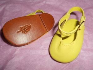 souliers de chez Françoise