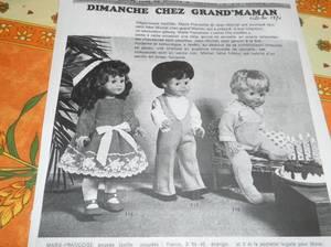 1971 octobre / dimanche chez grand maman