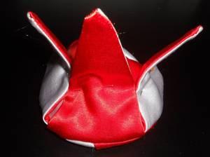 1971 janvier /  Carnaval fou du roi / en cours chapeau