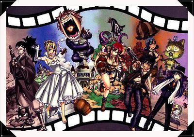 Hors-Série #1 : Mangas et animes