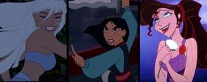 Les héroïnes Disney : Vote pour ta préférée !