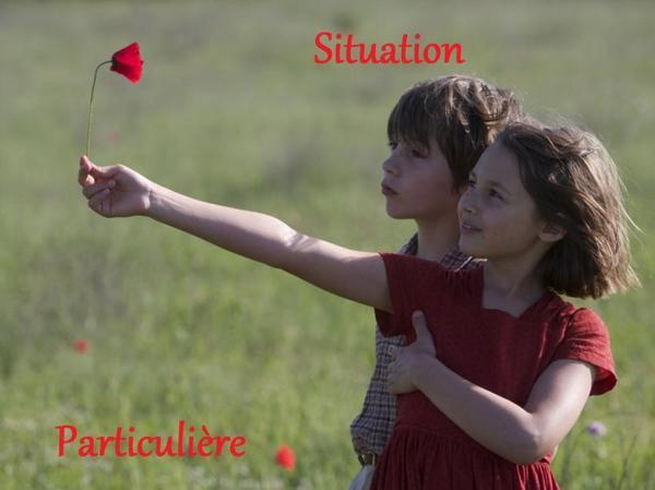 Situation Particulière (deuxième partie)