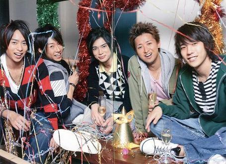 ♥ Arashi anniversaire ♥