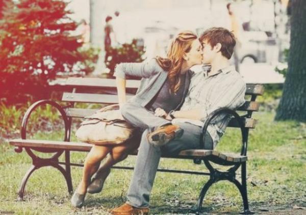 Je suis morte de peur à l'idée de vivre sans toi.