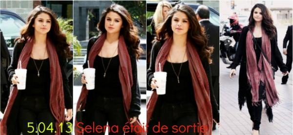 Selena de sortie + Come and Get It