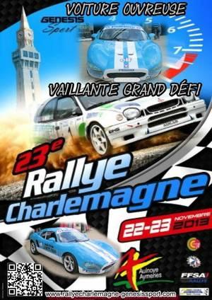 Rallye Charlemagne 2013