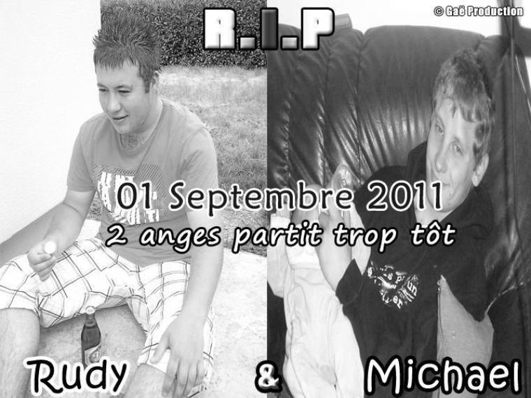 Hommage / Deux Anges (Rudy & Mick) -Toy El Mago (2012)