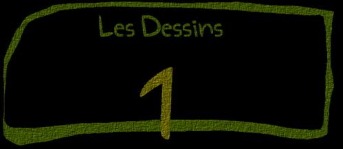 H.S : Des dessins.