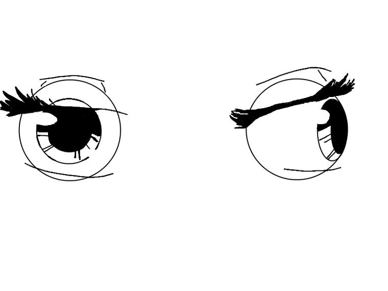 Tutoriel dessin n°5 : Les yeux.