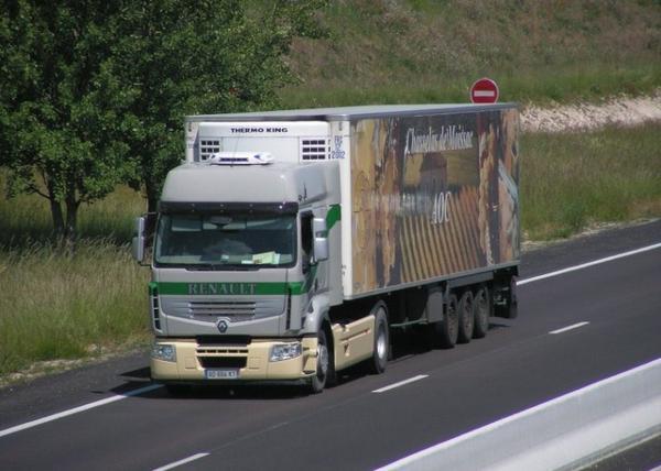 transport merle