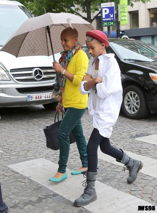 Willow a Paris <3