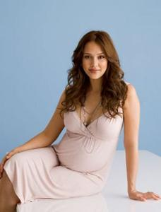 Jessica enceinte d'Honor Marie Warren